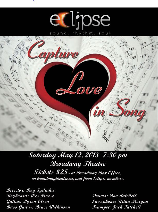 Capture Love in Song JPG